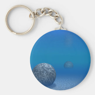 Sunken Stones Key Ring