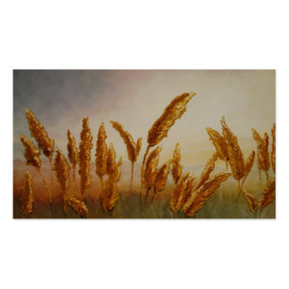 Sunkissed Morning by Fine Artist Alison Galvan Pack Of Standard Business Cards