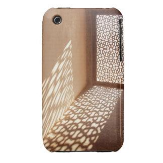 Sunlight coming through decorative window iPhone 3 Case-Mate cases