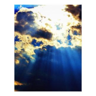 "Sunlight 8.5"" X 11"" Flyer"