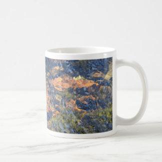 Sunlight in Water Coffee Mug