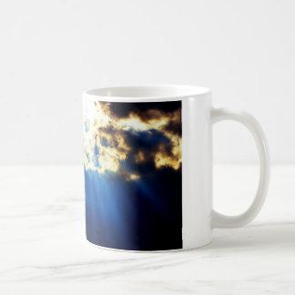 Sunlight Classic White Coffee Mug