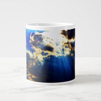 Sunlight 20 Oz Large Ceramic Coffee Mug