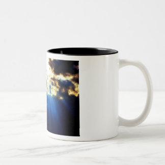 Sunlight Two-Tone Coffee Mug