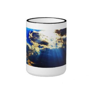 Sunlight Ringer Coffee Mug