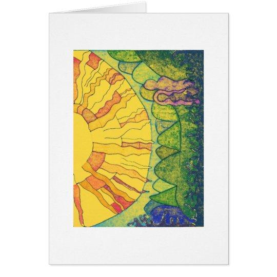 Sunlight of the Spirit Card