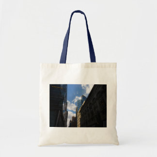 Sunlight on Skyscrapers, Midtown, New York City Tote Bag