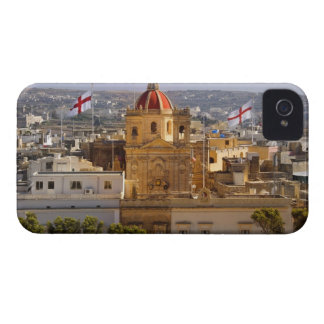 Sunlight on the church in the town of Victoria iPhone 4 Case-Mate Case