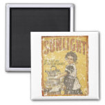 Sunlight Soap - 1873- distressed Magnets