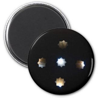 Sunlight Stars Magnet