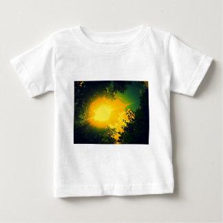 Sunlight Through The Trees T-shirts