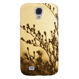 Sunlit Wildflowers Samsung Galaxy S4 Cover