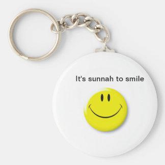 Sunnah smile keychains