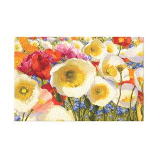 Sunny Abundance Canvas Print
