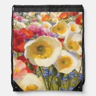 Sunny Abundance Drawstring Bag