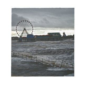 Sunny Blackpool Notepad