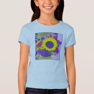 Sunny Bouquet Kid's T-shirt
