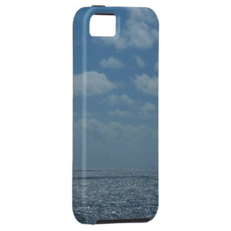 Sunny Caribbean Sea iPhone 5 Cover