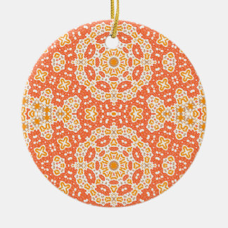 sunny christmas ornament