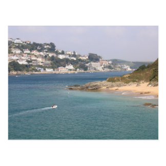 Sunny Cove, Salcombe, Devon Postcard