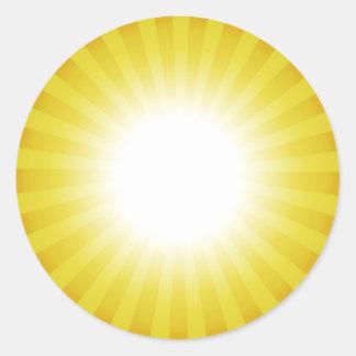 Sunny Custom Sticker