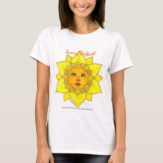 Sunny Daffodil  - Ladies T-shirt (yellow)