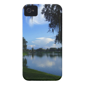 Sunny Day at the Park iPhone 4 Case