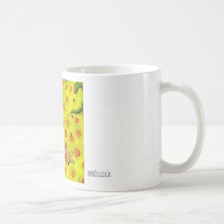 sunny day basic white mug