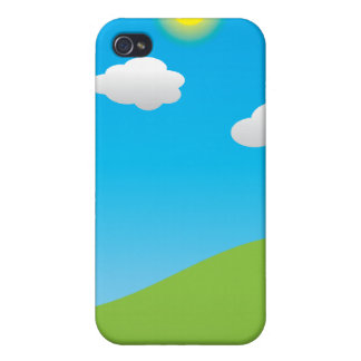 Sunny Day Case For iPhone 4