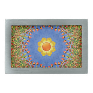 Sunny Day Colorful Belt Buckle