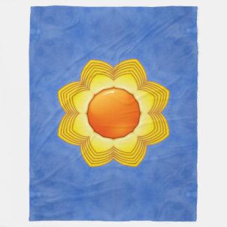 Sunny Day Custom Fleece Blanket 3 sizes