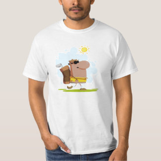 Sunny Day Golf - African American Shirts