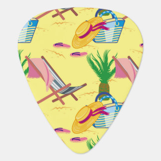 Sunny day guitar pick