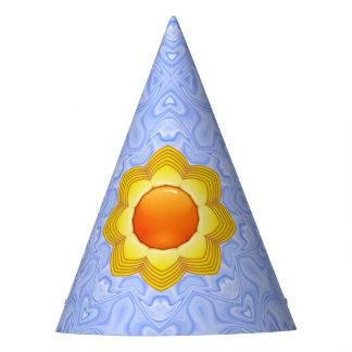Sunny Day Kaleidoscope   Customizable Party Hats