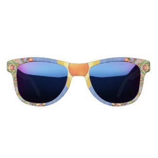 Sunny Day Midnight Mirror Sunglasses