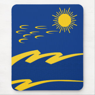 Sunny Day mousepad, customize Mouse Pad