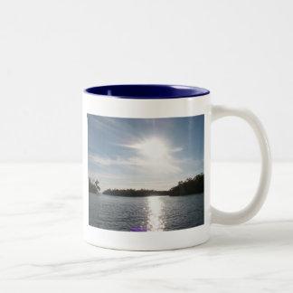 Sunny Day Two-Tone Mug