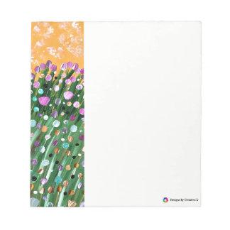 Sunny Day Notepad