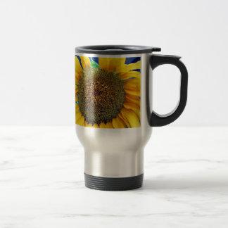 Sunny Day Stainless Steel Travel Mug