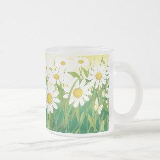 Sunny Day, Sunflowers and Flowers Coffee Mugs