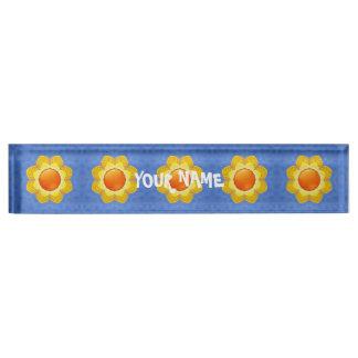 Sunny Day Vintage  Desk Nameplate