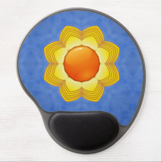 Sunny Day  Vintage Kaleidoscope  Gel Mousepad Gel Mouse Mat