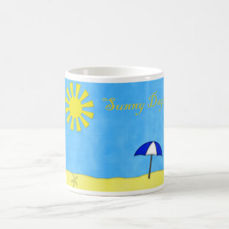 Sunny Days Beach Mugs