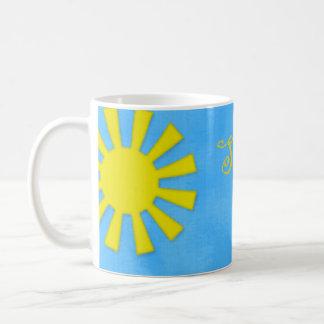 Sunny Days Beach Coffee Mug