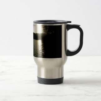 Sunny days stainless steel travel mug