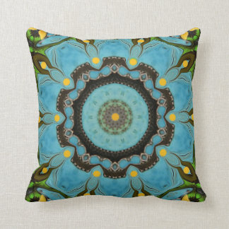 Sunny Days. Throw Pillow