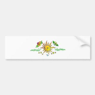Sunny Design Car Bumper Sticker