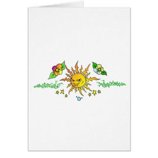 Sunny Design Greeting Card