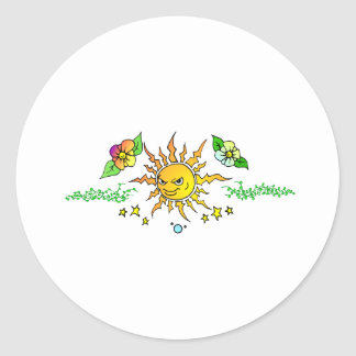 Sunny Design Round Stickers
