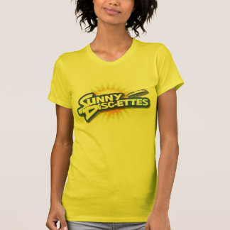 Sunny Discettes - Customized Tees